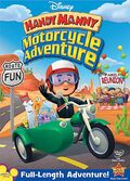 Handy Manny Motercycle Adventure DVD