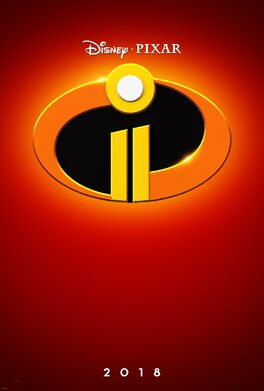 Incredibles 2 Teaser Poster