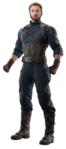 Infinity war captain america 4 png by captain kingsman16-dc7orsh