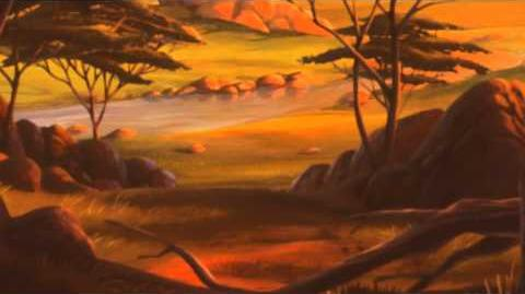 Lion King 2 - English Not One Of Us HD 1080p