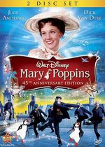 MaryPoppins 45thAnniversary DVD