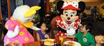 Minnie daisy Disney's PCH Grill