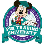 Pin Trading new logo