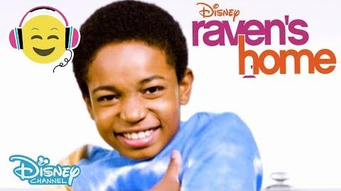 Raven's Home Sing Along - Theme Song 🎤 Official Disney Channel UK
