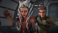 Rebels Ahsoka 3