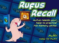 Rufus Recall