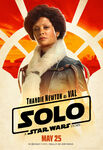 Solo IMAX character poster - Val
