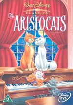 The Aristocats 2001 UK DVD