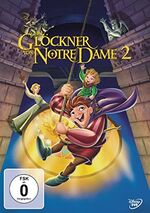 The Hunchback of Notre Dame II 2018 Germany DVD
