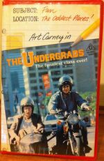 The Undergrads 1985 AUS VHS