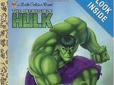 The Incredible Hulk (Little Golden Book)