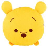 Tsum Tsum Pooh cushion front