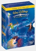 Walt Disney Classics 2002 Box Set b UK DVD