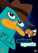 Animal Agents DVD cover