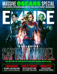 Captain Marvel Empire cover