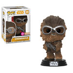 Chewbacca - Flocked Solo POP