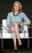 Christine Baranski Winter TCA19