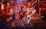 Coco Wallpaper Land der Toten