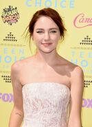 Haley Ramm at Teen Choice Awards