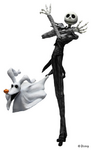Jack Skellington (Play Arts Figure - Series 4)