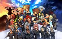 Kingdom Hearts II Final Mix 2 (Art)