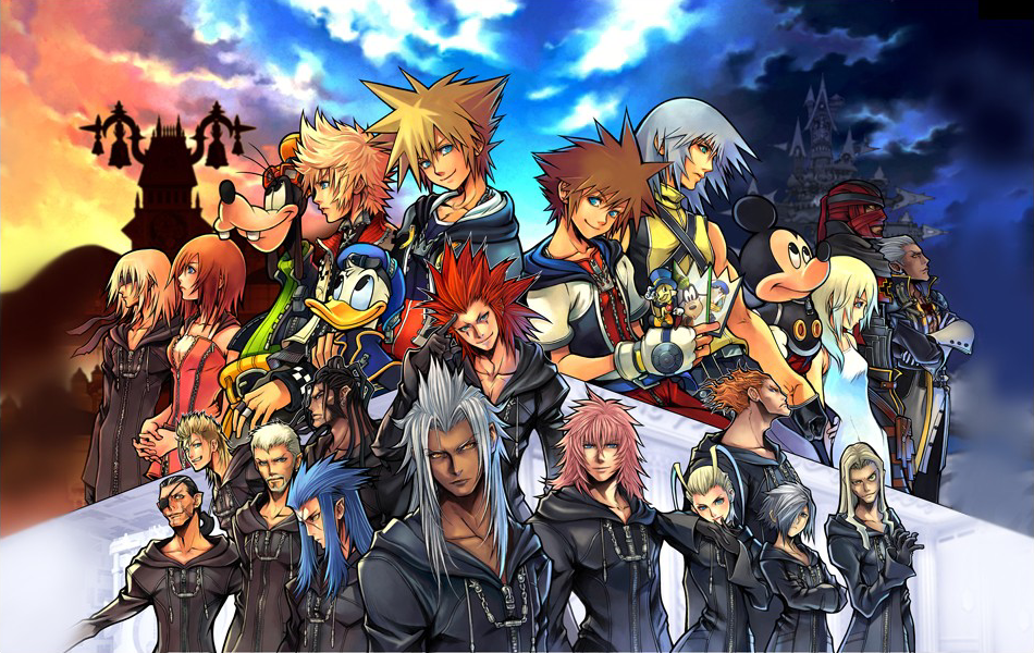 Kingdom Hearts (series) | Disney Wiki | FANDOM powered by Wikia
