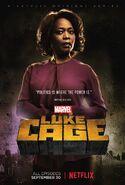 Luke Cage - Promotional Image - Mariah Dillard