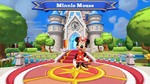 Minnie Disney Magic Kingdoms Welcome Screen