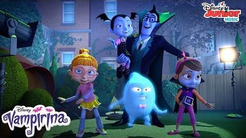 Video - Monster Movie Magic Music Video Vampirina Disney
