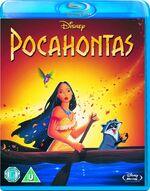 Pocahontas 2012 UK Bluray