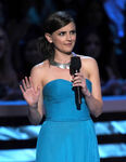 Rachael Leigh Cook speaks at PCA