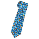 Stitch Silk Tie for Adults