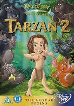 Tarzan 2 uk dvd