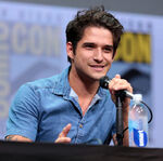 Tyler Posey SDCC