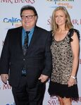 Wayne Knight and Clare De Chenu Saving Mr. Banks premiere