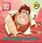 WiR2 Ralph Wrecks This Book