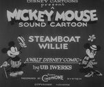 1 Steamboat Willie