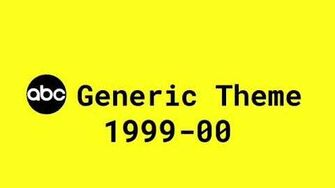 ABC Generic Theme - That's Awesome!