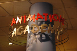 Animation Academy Walt Disney Studios Park