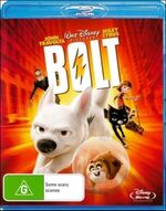 Bolt 2009 AUS Blu Ray