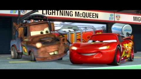 Carros 2 - Prévia exclusiva - Walt Disney Studios Brasil