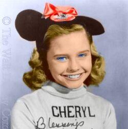 Cheryl holdridge color