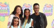 Chris Rock & Fam