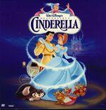 Cinderella 1995 Laserdisc