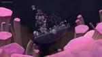 Collapsing Goofball Island
