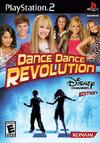 Dance Dance Revolution Disney Channel Edition cover art
