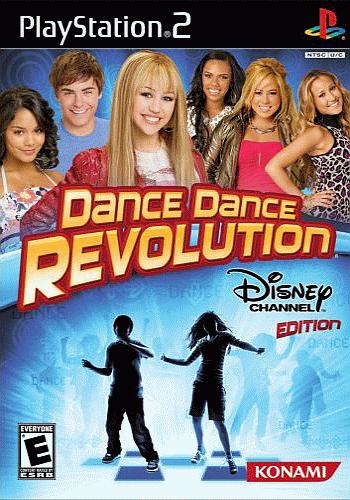 Dance Dance Revolution Disney Channel Edition Disney