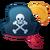 Disney Emoji Blitz - Emoji - Pirate Hat