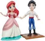 Disney Princess figures - Ariel and Eric