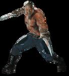 Drax Vol. 2 Render